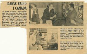 The Vioce og Denmark fra Radio CAFC.