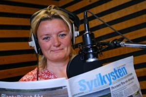 Journalist Mette Schwartz