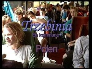 En studietur til venskabsbyen i Polen, sammen med elever fra Produktionsskolen Pile Mølle.
